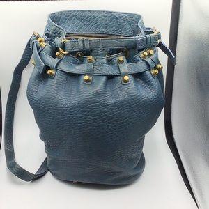 Alexander Wang Studded Diego Bucket Bag